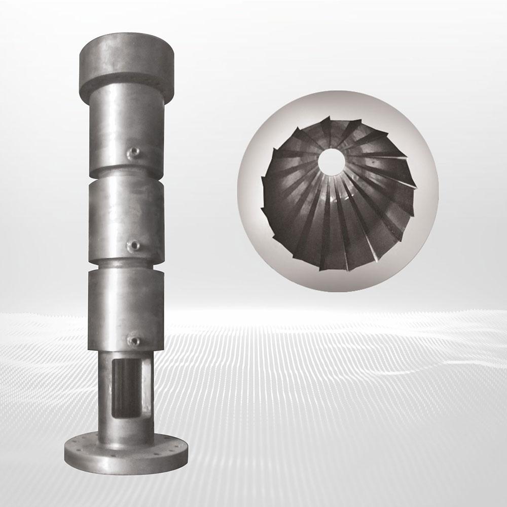 Teknica   Product - Food Processing Screw And Barrel